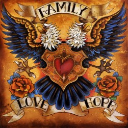 Family, Love and Hope Ltd Ed Print