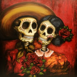 Juan and Frieda Ltd Ed Print