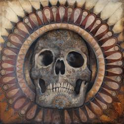 Mandala Skull Ltd Ed Print