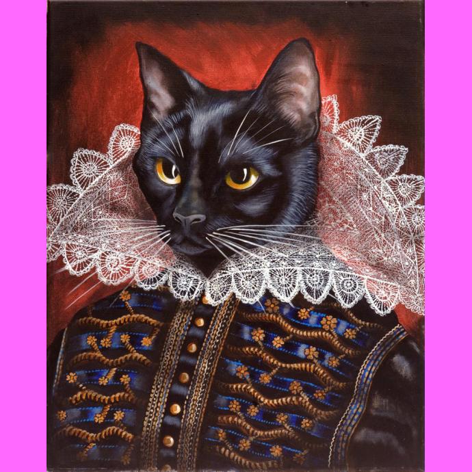 El Gato Ltd Ed Print