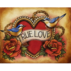 True Love 2 Ltd Ed Print