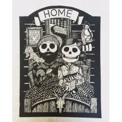 HOME - Screen Print