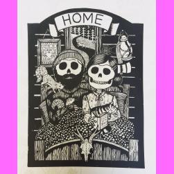 HOME - Screen Print