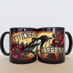 Finders Keepers mug